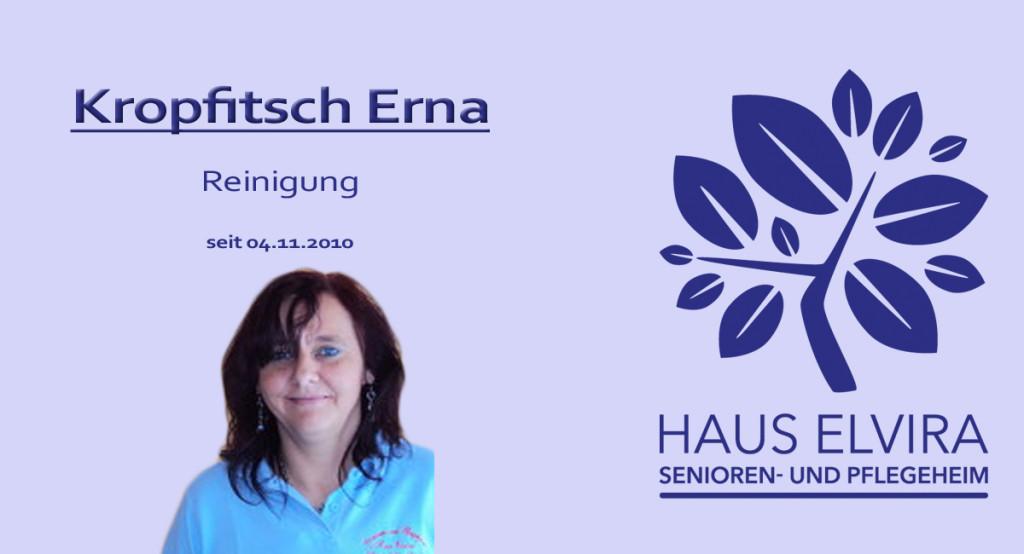 Kropfitsch Erna
